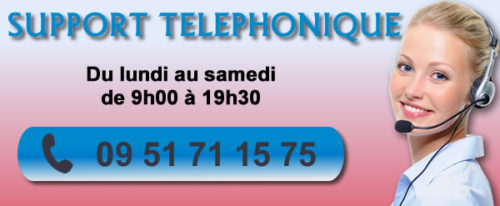 support téléphonique
