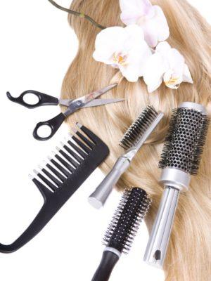 Matériel coiffure