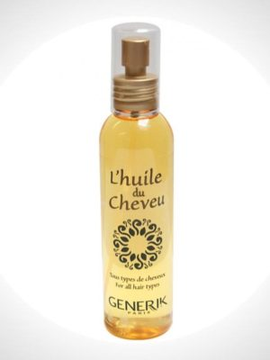 huile du cheveux generik